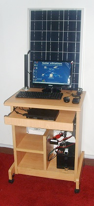 Solar eStation (Desk Model)